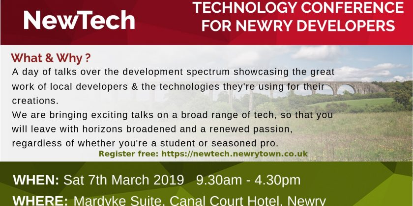 NewTech Conference, Newry